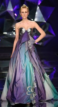 Abed Mahfouz - Couture - Spring-summer 2009
