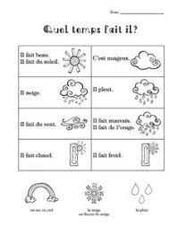 Image result for free grade 1 french immersion worksheets