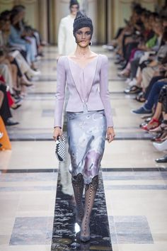 Giorgio Armani   Haute Couture - Autumn 2017   Look 7