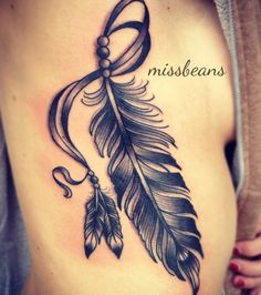 feather tattoo designs - Google Search