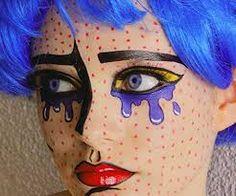 Resultado de imagen de mask temporary tattoo