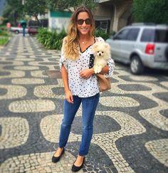 Carol Buffara - Instagram: instagram.com/carolbuffara/ - Women´s Fashion Style Inspiration - Moda Feminina Estilo Inspiração - Look - Outfit