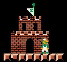 Ennuigi: Wander the kingdom as chain-smoking, depressed Luigi | Product Hunt
