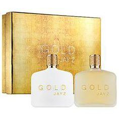 JAY Z GOLD Gift Set  $74.00