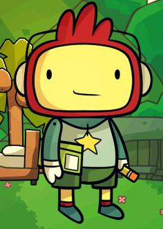 how to draw maxwell, maxwell from scribblenauts