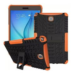 Shockproof Case for Samsung Galaxy tab 8.0 Cover,Hybird TPU+PC Kickstand Cover for Samsung Galaxy Tab A 8.0 T350 P350 T351 T355