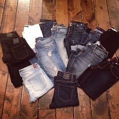 I'll take one of each please!!  SO many denim styles to choose from, we have something for everyone! Boyfriend, light washed, skinny, boot cut we have em all! #frankieandjules #fnjstyle #denim #flyingmonkey #kcblogger #ootd #blog #blogger #instastyle #angryrabbit #jeans #boyfriend #distressed #skinnyjeans #shop #weship #summerstyle #style #shoplocal #locallove #kcboutique #shopkc #localkc #kansascity