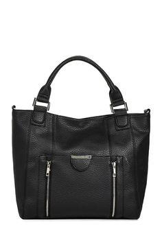 Allen Handtaschen in Schwarz - günstig kaufen bei JustFab