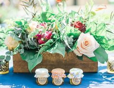 Bright Vintage Wedding - Inspired By This