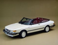 1983 Saab 900 Turbo Convertible Concept. An impulse buy one weekend in Sydney. Had it shipped to Qld and later WA and Vic.