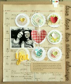 I have the perfect embellishments to use to recreate this layout! www.etsy.com/listing/161508067