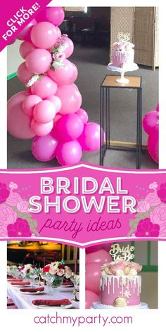 Swoon over this gorgeous bridal shower! The cake is wonderful! See more party ideas and share yours at CatchMyParty.com #catchmyparty #partyideas #bridalshower #wedding Bridal Shower Cakes, Bridal Shower Party, Bridal Shower Rustic, Party Drinks, Party Favors, Party Activities, Dessert Table, Fun Desserts, Holiday Parties