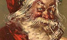 A Liberal Stands Up For Santa   Really! Leave Santa's Pipe alone!