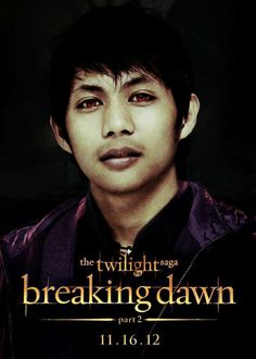Character Art Twilight Breaking Dawn part 2