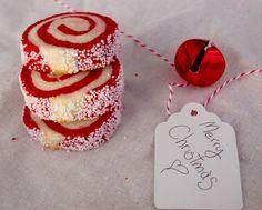 Handmade Holiday:Cookie Pinwheels ~ cute!!