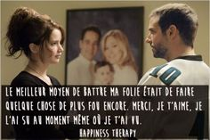 Citation film d'amour, Happiness therapy