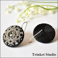 #TrinketStudio, #Enceladus, #Earrings, #necklace, #bracelet , #Beading…