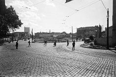 Rua da Consolação vista do final da Rua Xavier de Toledo. À direita, Rua Sete de Abril, 9/3/1938 - B.J. Duarte: Caçador de imagens