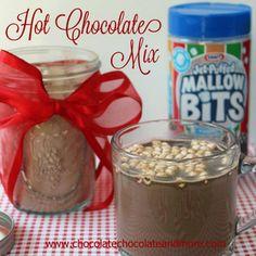 Chocolate, Chocolate and more...: Hot Chocolate Mix