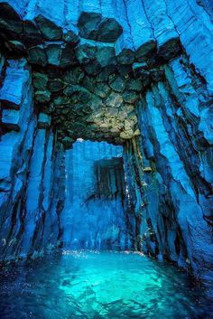 http://tripek.pl - najpiękniejsze miejsca świata, podróże, zdjęcia! morska jaskinia na Tajwanie