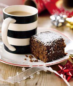 All-star Nigella Christmas: Sticky gingerbread