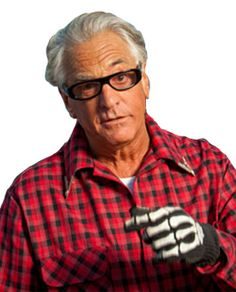 Shut the front door, it's Barry Weiss, from Storage Wars. He is a funny guy, and he's got totally hot hair!  Saw him at Park Avenue dinner house in Stanton last week!!  He's cute and had an awesome custom chevy in a mustard gold color.