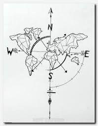 Resultado de imagem para boussole mappemonde