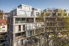 Moderne Gründerzeit - Wohnungsneubau in Kassel