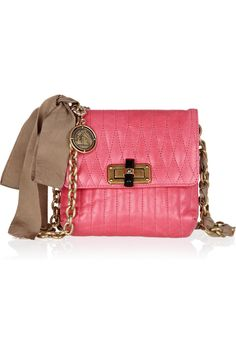 Lanvin bag. I'm in love with this!