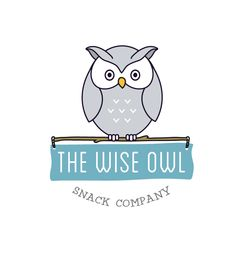 The Wise Owl Snack Co, Logo