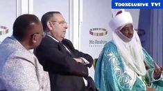 Full Speech That Led To Sanusi [Emir Of Kano] Dethronement Led
