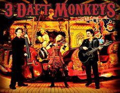 adore  <3       Google Image Result for http://www.faeryevents.com/wp-content/uploads/3-Daft-MonkeysFB-2012.jpg