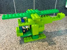 Another duplo for the kids...                                                                                                                                                                                 Más