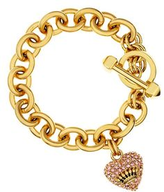 #JuicyCouture #Jewelry FS, Extra 30% off + Up to 61% off Jewelry @ Juicy Couture. Find more detail on DealsAlbum.com.