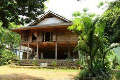 La maison traditionnelle sur pilotis de Mme Nhung