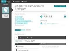 Online Cognitive Behavioural Therapy Course - London-wide: Amazon Local