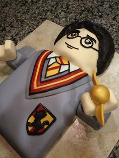 Sugar & Company Harry potter cake