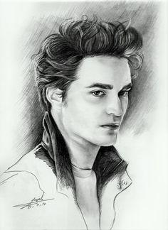 Edward Cullen fanart