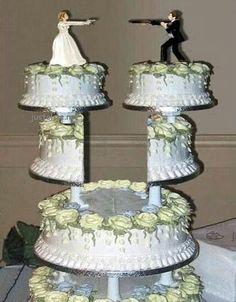 Crazy Wedding Cakes | 61 Best Hilarious Wedding Cakes Images Wedding Topper Funny