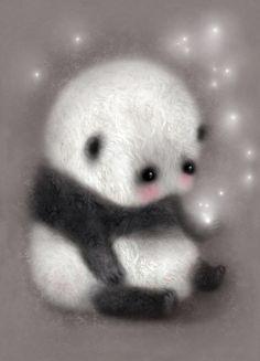 panda #illustration