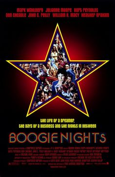 Boogie Nights 11x17 Movie Poster (1997)I THOUGHT THIS MOVIE CAPTURED ITS TIME BRILLIANTLY.