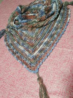 secret paths shawl..