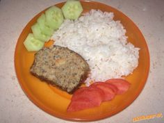 Pečeňová plnka | Mimibazar.sk Grains, Rice, Food, Essen, Meals, Seeds, Yemek, Laughter, Jim Rice
