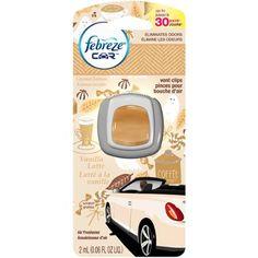 Latte, Febreze Car, Air Freshener, Clip, Bottle Opener, Barware, Phone, Jeep Liberty, Walmart