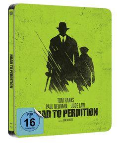 Road to Perdition - Amazon exklusiv (Steelbook)