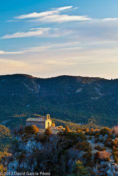 Sant Llorenç del Porxos  Bergueda  Catalonia