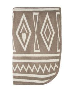 Buckle Aztec Shawl | Woolworths.co.za