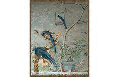 Love this classic Chinoiserie art