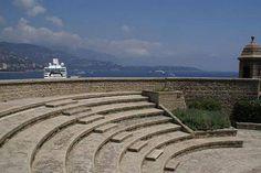 Fort Antoine Theatre, a small amphitheatre іn the Monaco-Ville.