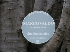 Wishes Heritage Plaques °036 Marcovaldo